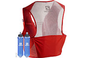 Sac d'hydratation Slab Sense 2 set Racing Red