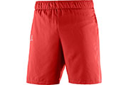 Short Trail Runner M rouge