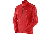 Veste S-Lab Light Jacket rouge