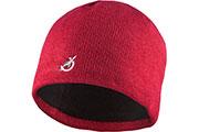 Bonnet imperméable rouge