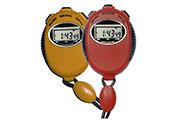 Chronomètre pile Lithium longue durée