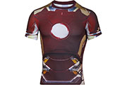 T-shirt Compression Avengers -  Iron Man