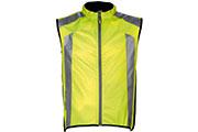 Gilet fluo jaune Dark Jacket 1.0