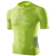 Power Tshirt gamme Effektor compression vert