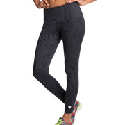 Collant gris Desigual running fitness W