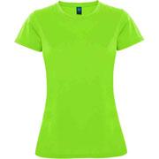 T-Shirt Monte-Carlo vert W