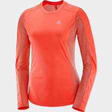 Maillot manches longues Agile LS Tee W