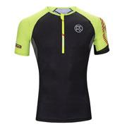 T-shirt Falkon SS Zip Evolution