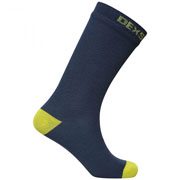 Chaussettes étanches Ultra Thin Crew Bamboo (bas-mollet)
