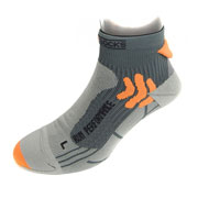 Chaussette Trail Run Performance Anthracite