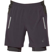 Short M's FujiTrail 2 in 1 gris