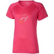 T-Shirt SS Top rose