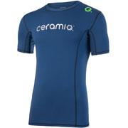 Tee-Shirt running Tignes bleu H