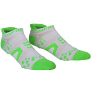 Chaussette ProRacing Socks Run LowCut verte