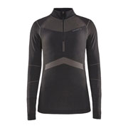 Maillot manches longues Active intensity zip Wo