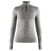 Maillot Manches Longues Fuseknit Comfort Zip Wo