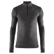 Maillot manches longues Fuseknit Comfort Zip