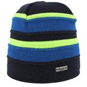 Bonnet Jaxon - Bleu et Vert