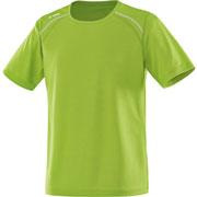 T shirt Run vert pomme M
