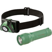 Pack lampe frontale SEO3 + torche L7