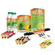 Pack Marathon nutrition MX3