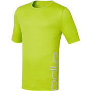 T-Shirt Running Event jaune
