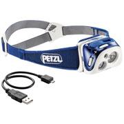 Lampe frontale Reactik bleu - 220 lumens