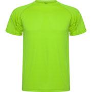 T-Shirt Monte-Carlo vert M