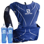 Sac d'hydratation Advanced Skin 5 Set bleu