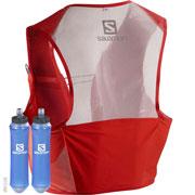 Sac d'hydratation Slab Sense 2 set Racing Rouge