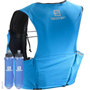 Sac d'hydratation Slab Sense Ultra 5 Set bleu Salomon