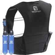 Sac d'hydratation Slab Sense Ultra 5 Set noir