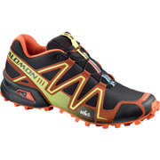 Speedcross 3 noir orange Salomon