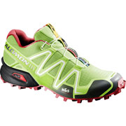 Speedcross 3 W verte Salomon