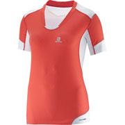 T-Shirt EXO Pro M rouge blanc