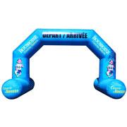Arche gonflable personnalisable