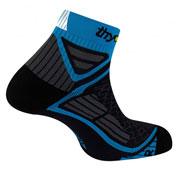Socquettes Energy Run Noir-bleu