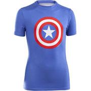 Tshirt super héros junior Captain America