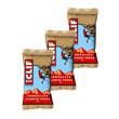 Barres Chocolat au lait/Amandes / Pack de 3