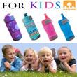 Bidon Kids Tritan Bottle 320 mL enfants rose