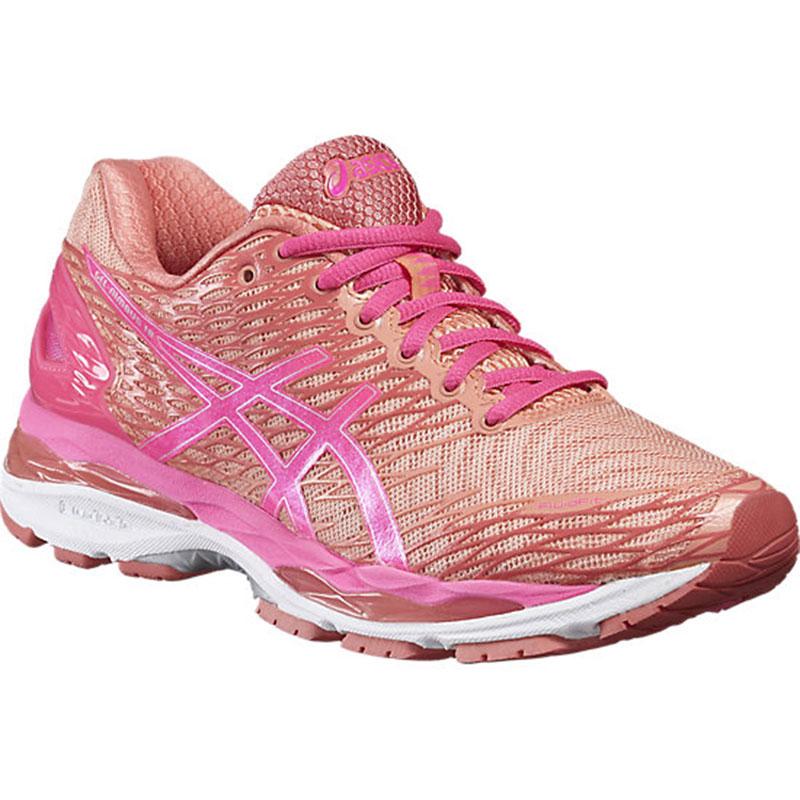 985c18b85e6 Asics Gel Nimbus 18 W Chaussures Femme Running
