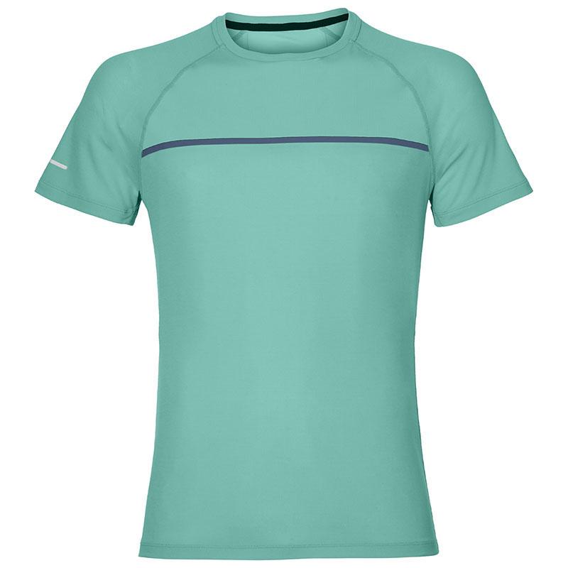 M Ss Top Vert D'eau Shirt T Asics BWxordCe