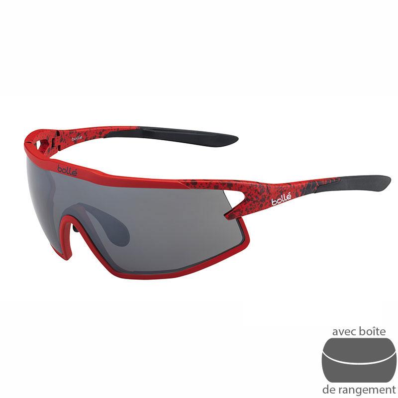 Bollé Lunettes de soleil B-Rock Rouge Accessoires Lunettes / Masque de ski 7MXOj