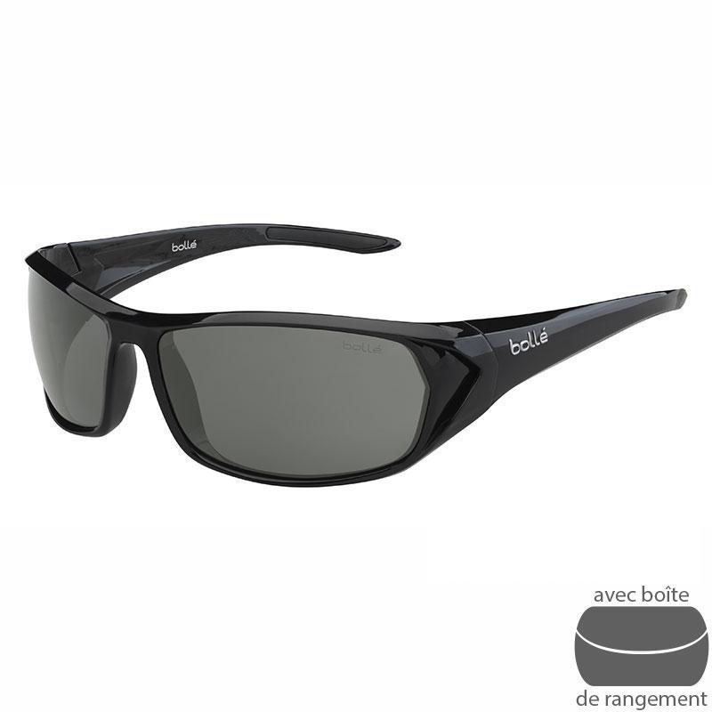 Bollé Lunettes de soleil Blacktrail Shiny Black Accessoires Lunettes / Masque de ski mPkV5p745