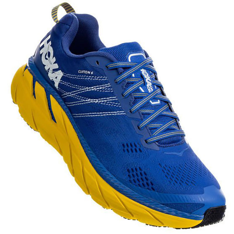 Clifton Running One 6 Chaussures Homme Hoka eWdBrxQCEo