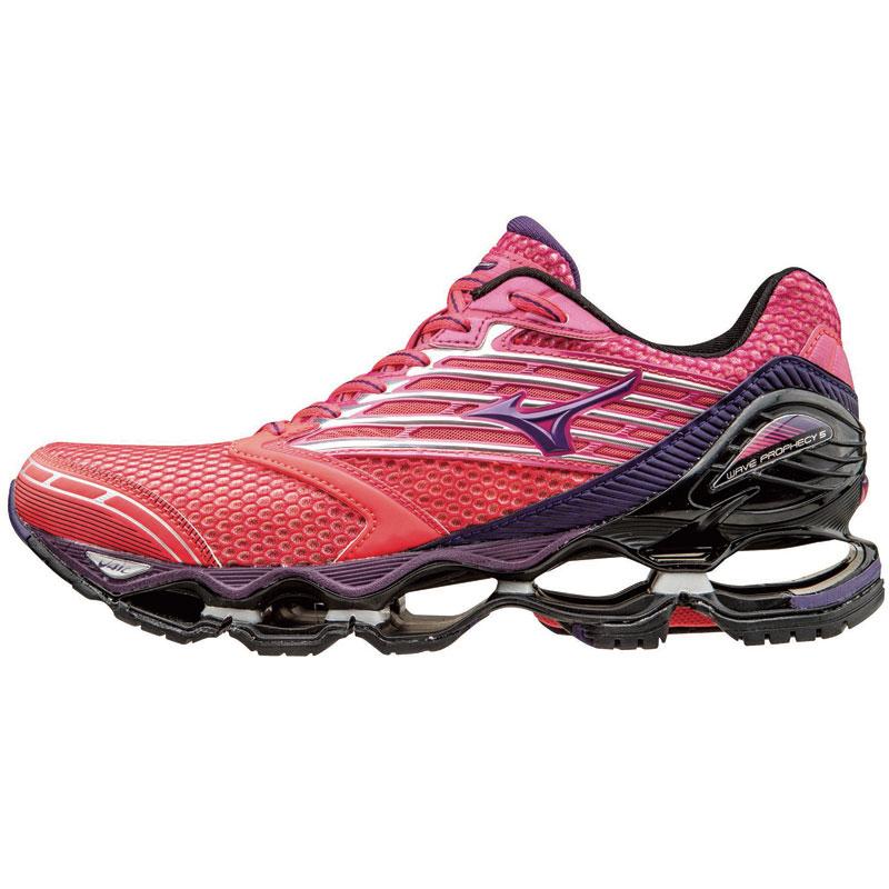 5 Femme Running Chaussures W Mizuno Wave Prophecy nwz0fxqERp
