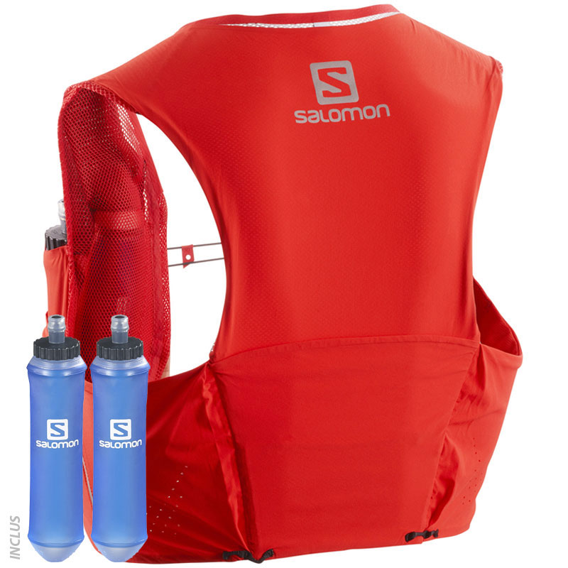 prix compétitif e1e81 52aaf Salomon Sac d'hydratation S/Lab Sense Ultra 5 Set