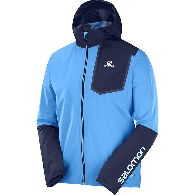 71da351a975 Salomon Veste Bonatti Pro WP Textile Homme Veste